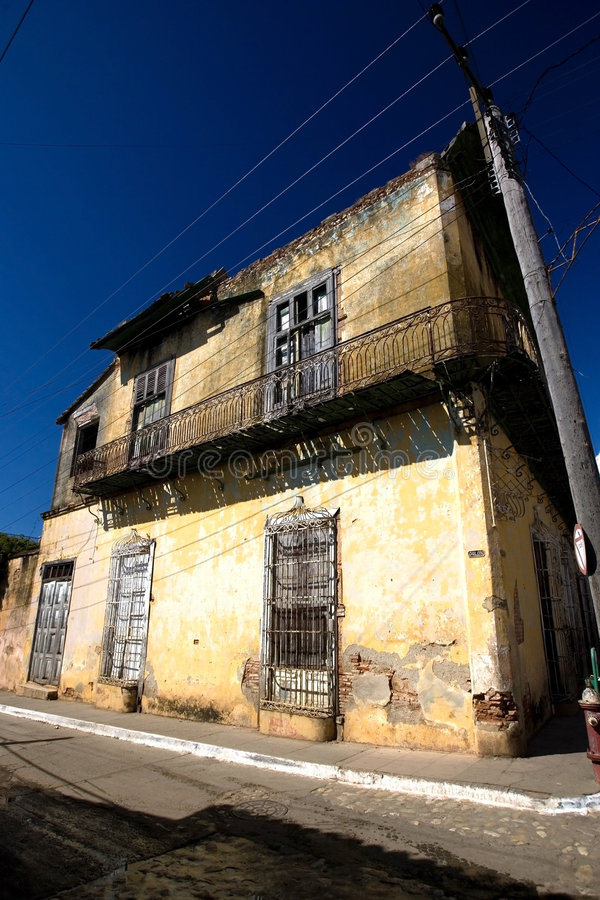 Camera cubana fotografia stock libera da diritti