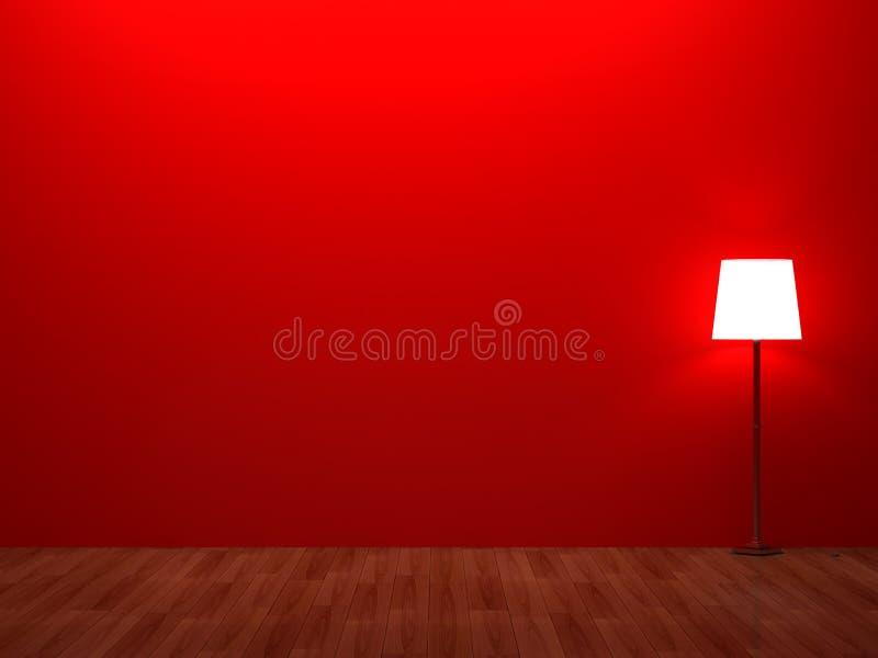 Camera da letto illustrazione di stock