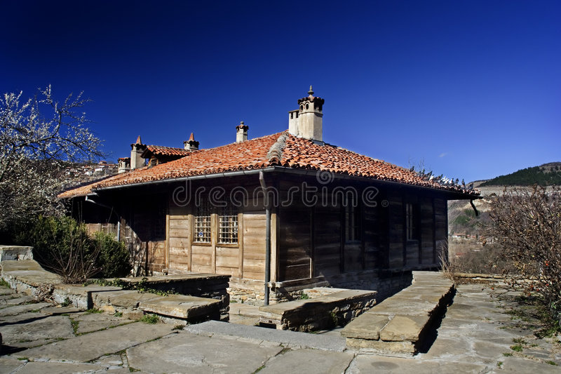 Camera da Veliko Tarnovo immagine stock libera da diritti