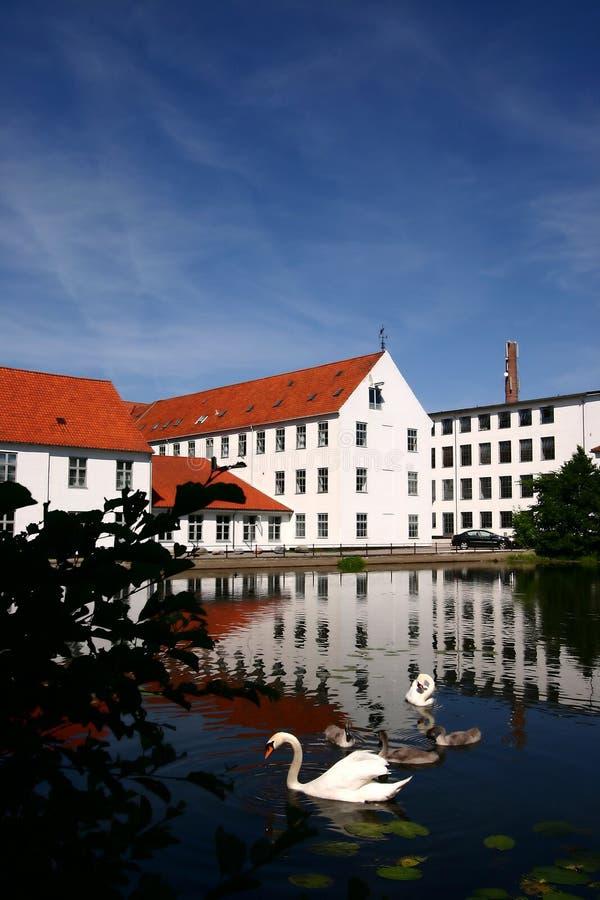 Camera in Danimarca immagine stock libera da diritti