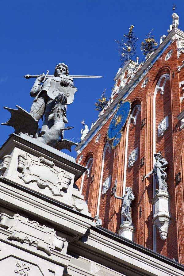 Camera dei comedoni a Riga immagini stock