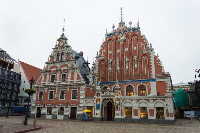 Camera dei comedoni Riga, Latvia immagini stock libere da diritti
