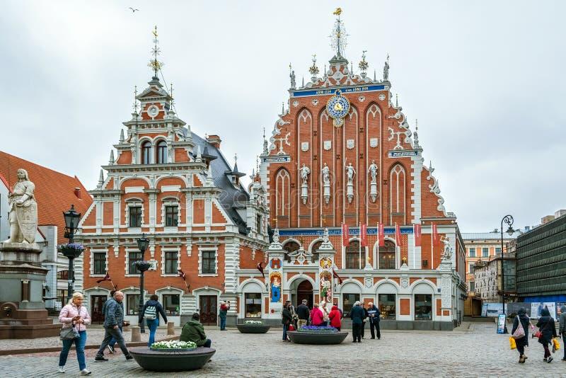 Camera dei comedoni a Riga fotografie stock