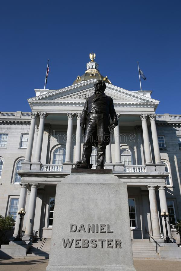 Camera del New Hampshire della condizione immagini stock