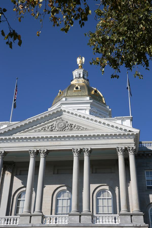 Camera del New Hampshire della condizione fotografia stock
