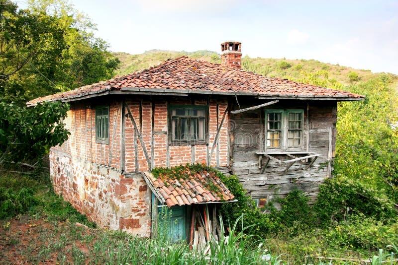 Camera del villaggio fotografia stock