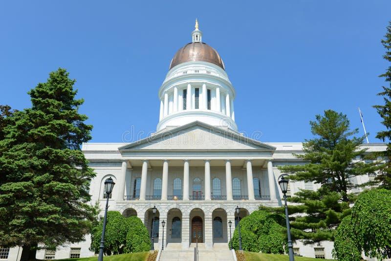Camera della condizione della Maine, Augusta fotografia stock libera da diritti