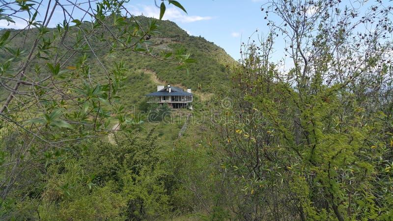 Camera della montagna fotografia stock libera da diritti