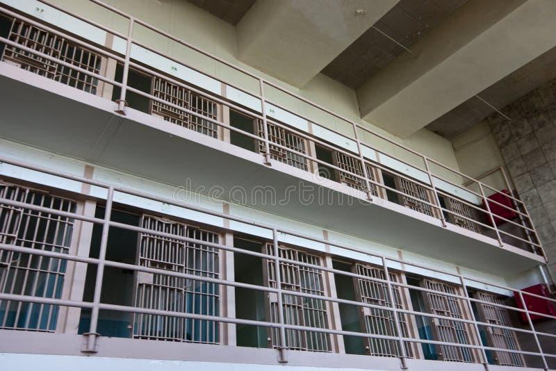 Camera della prigione immagine stock libera da diritti