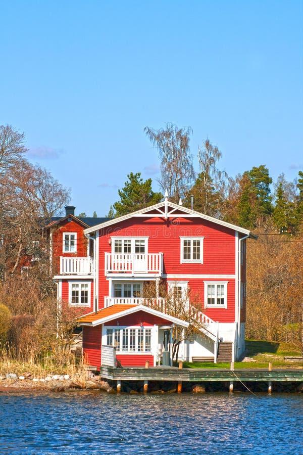 Camera della Svezia fotografia stock