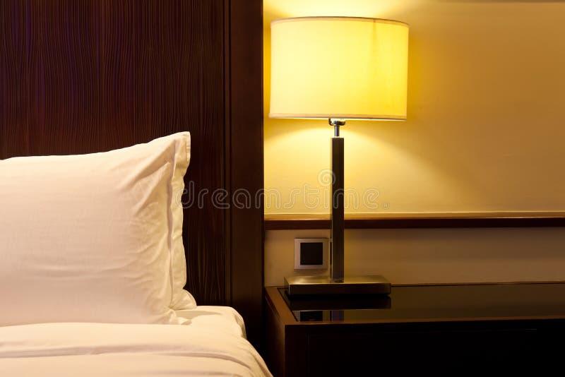 Camera di albergo fotografia stock