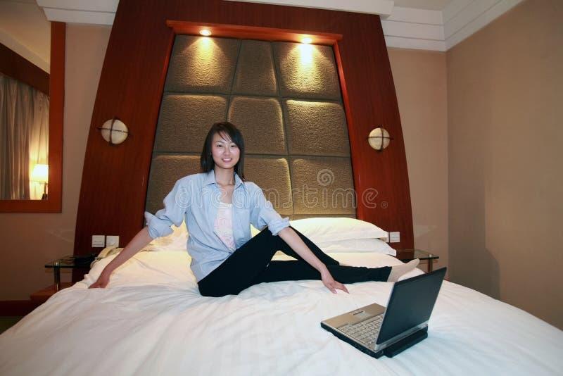 Camera di albergo immagini stock libere da diritti