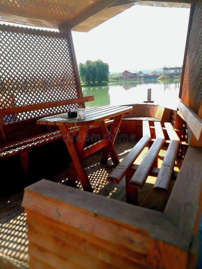 Camera di barca immagini stock