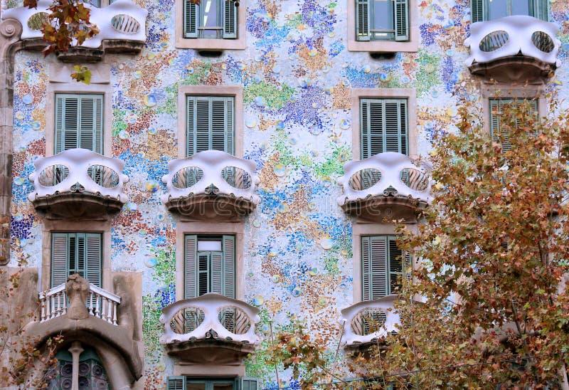 Camera di Barcellona fotografie stock