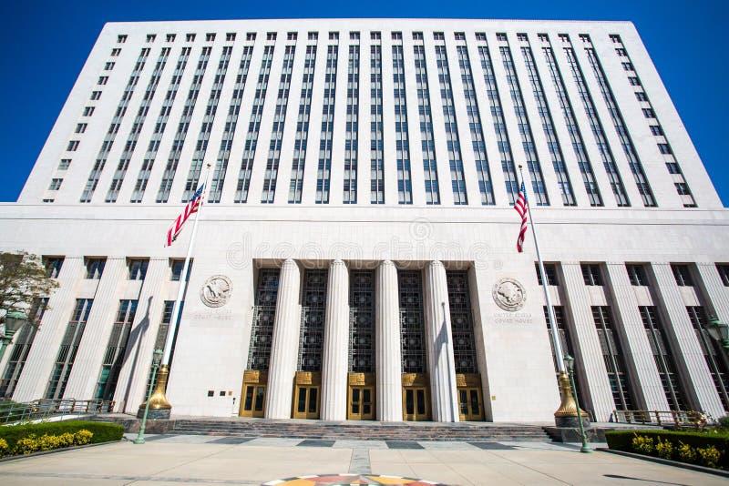 Camera di corte degli Stati Uniti immagini stock libere da diritti