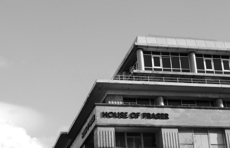 Camera di Fraser fotografie stock
