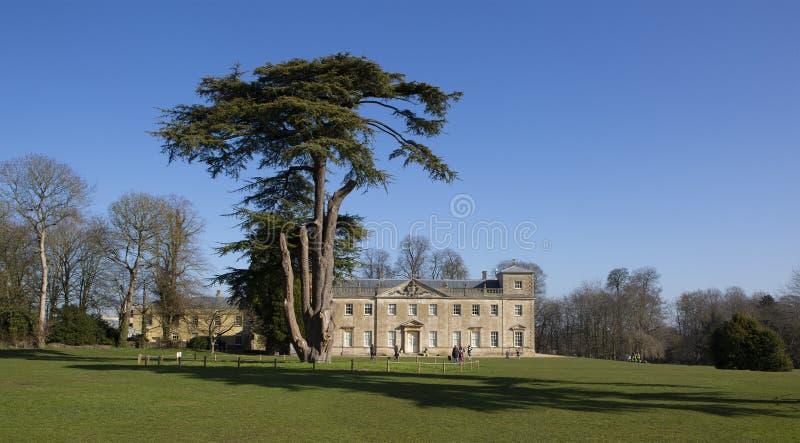 Camera di Lydiard, parco Swindon, Wiltshire, Regno Unito di Lydiard fotografia stock libera da diritti