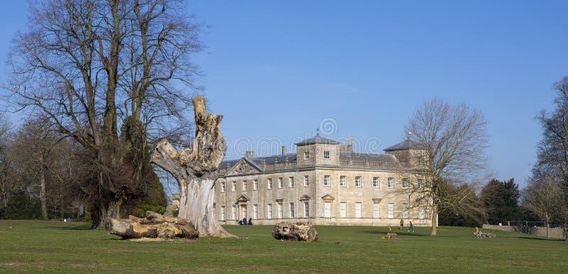 Camera di Lydiard, parco Swindon, Wiltshire, Regno Unito di Lydiard immagine stock libera da diritti