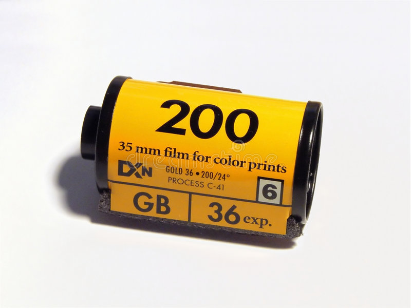 Download Camera film stock image. Image of film, color, case, material - 869