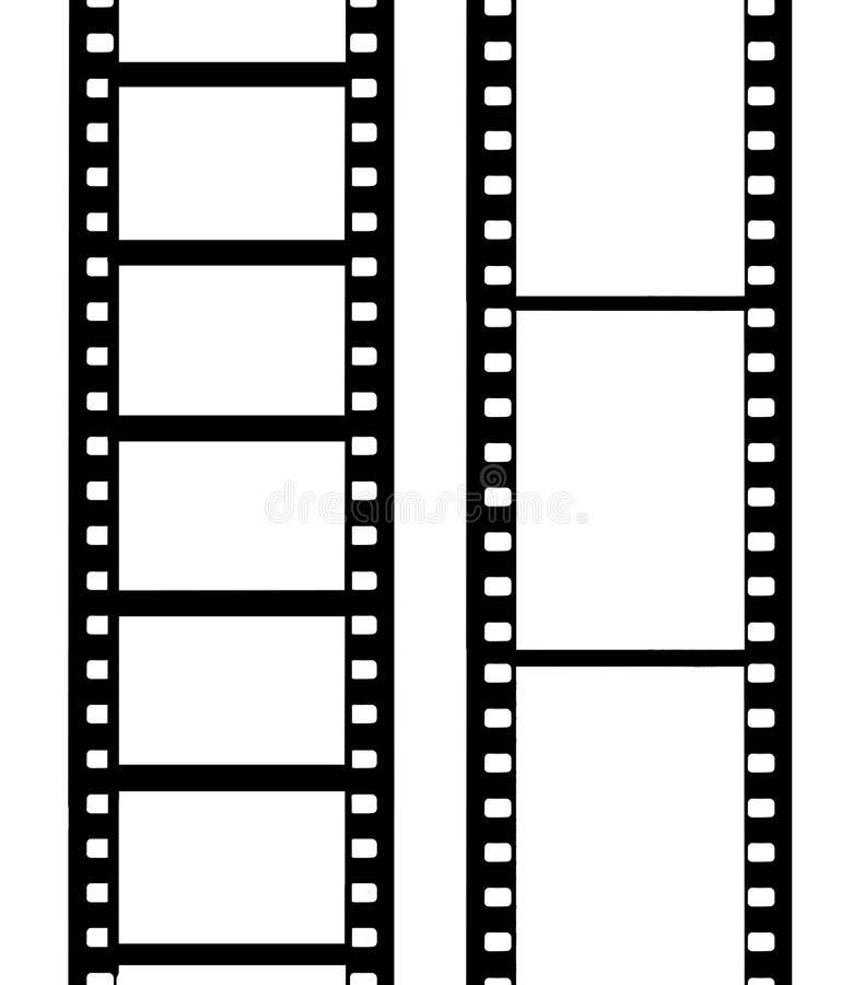 Camera film royalty free illustration