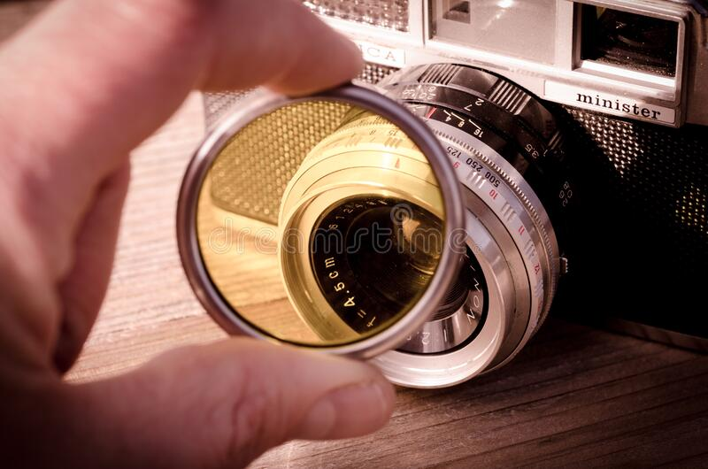 Camera And Filter Free Public Domain Cc0 Image