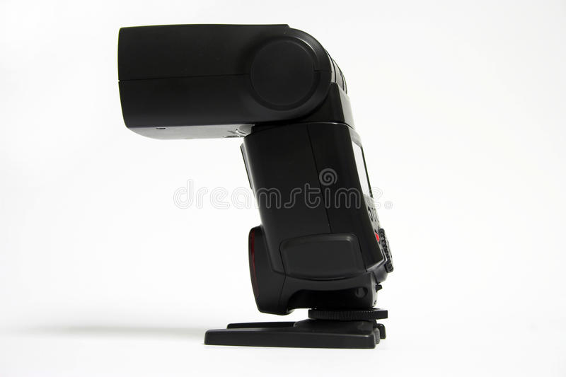 Download Camera Flash head stock image. Image of canon, stand - 22188469