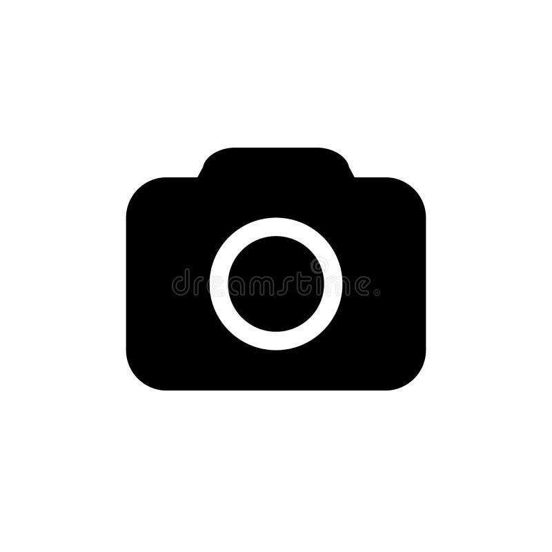 camera icon in flat style stock vector illustration of focus rh dreamstime com video camera icon vector surveillance camera icon vector