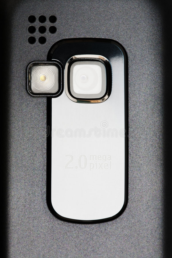Free Camera In A Mobile Phone Stock Images - 7751264
