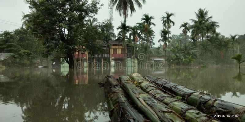 Camera in inondazione fotografia stock libera da diritti