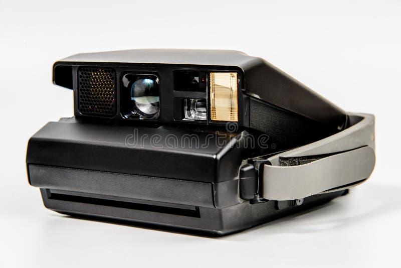 Camera instant film polaroid type stock photo image for Camera film logo