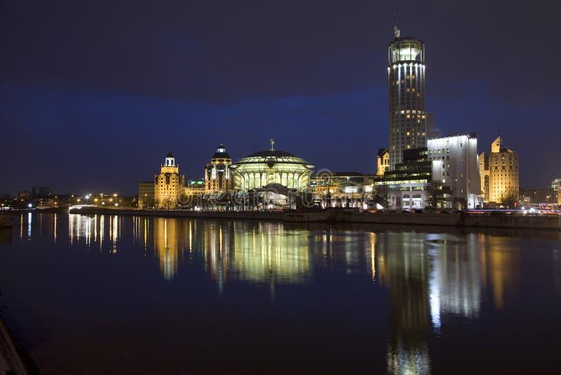 Camera internazionale di Mosca di musica immagini stock libere da diritti