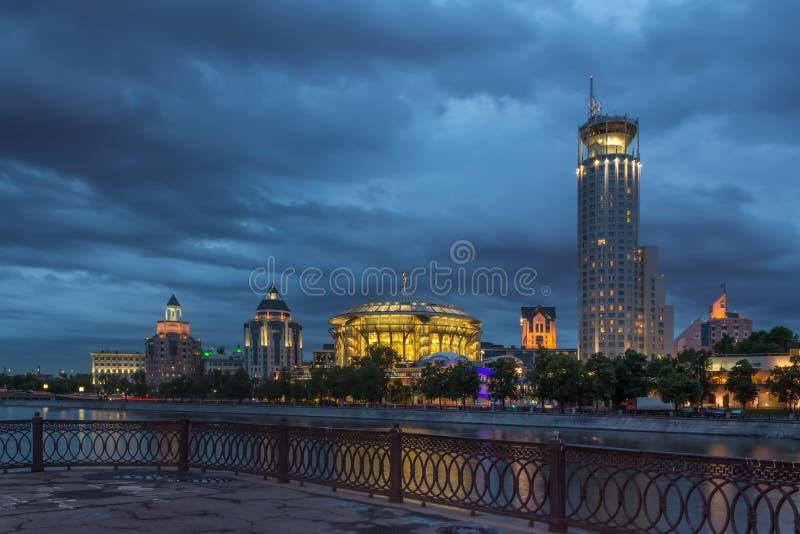 Camera internazionale di Mosca di musica fotografie stock libere da diritti