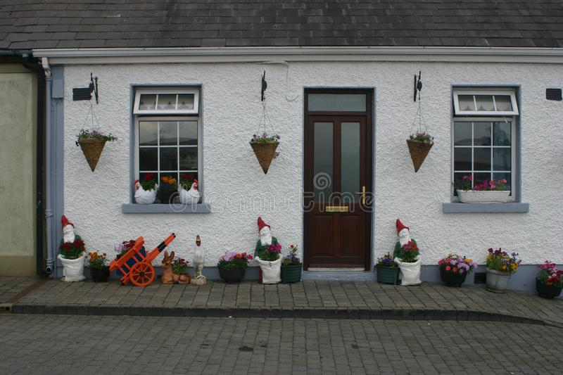 Camera in Kells fotografia stock libera da diritti