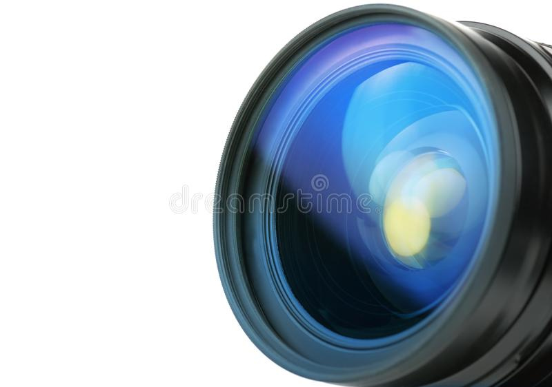 Download Camera lens stock photo. Image of isolated, arts, objective - 14017648