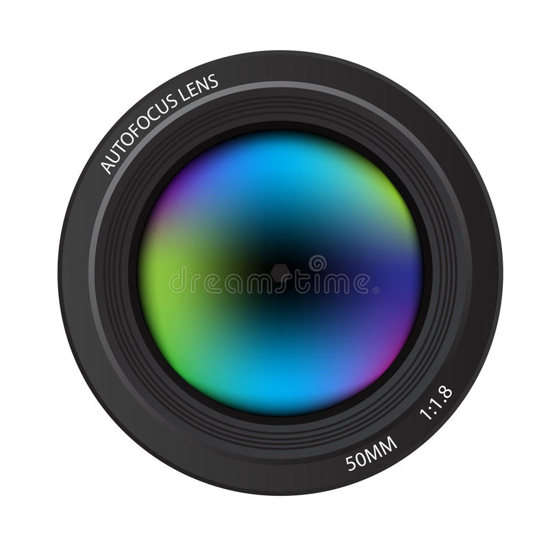 Free Camera Lens Royalty Free Stock Image - 15553936