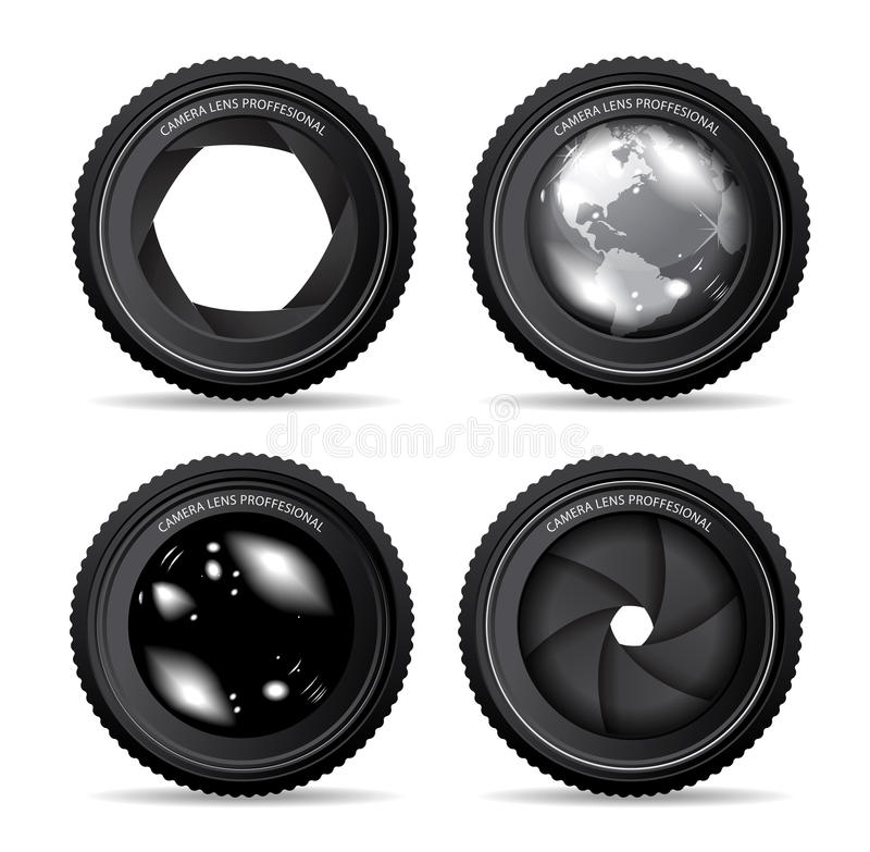 Free Camera Lens Stock Image - 19331071
