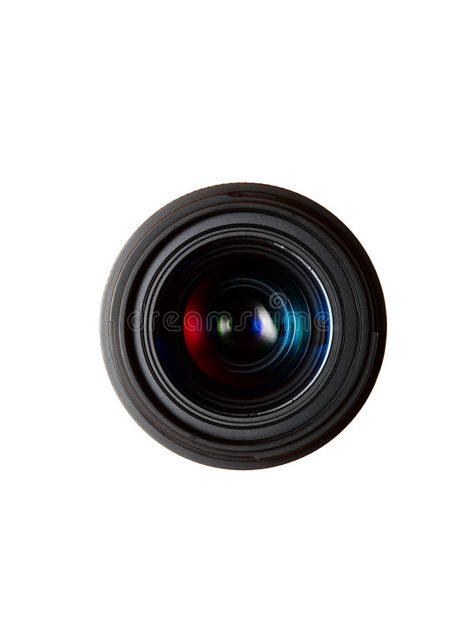 Free Camera Lens Royalty Free Stock Photo - 8240625