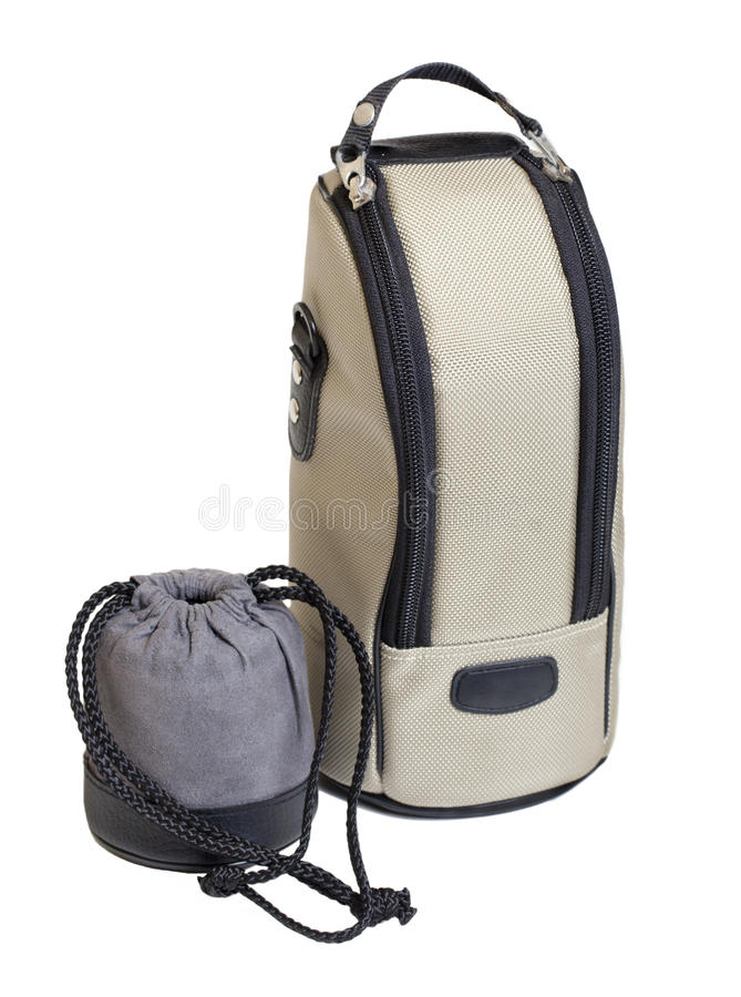 Download Camera lens bags stock image. Image of lens, journey - 23818957