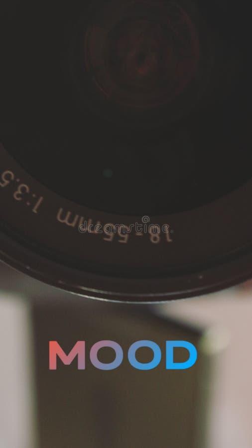 Camera Lense royalty-vrije stock foto's