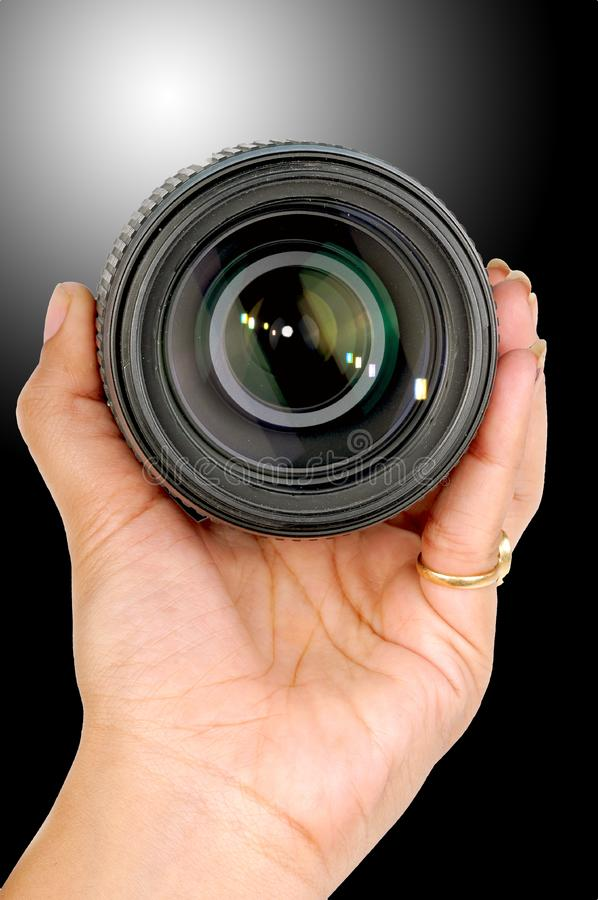 Download Camera lense stock photo. Image of background, body, textured - 7811882