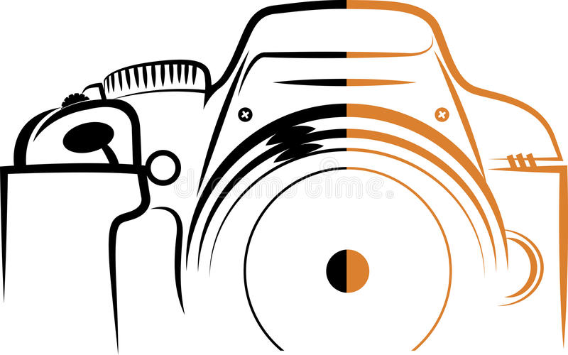 Download Camera Logo Stock Vector - Image: 40043728