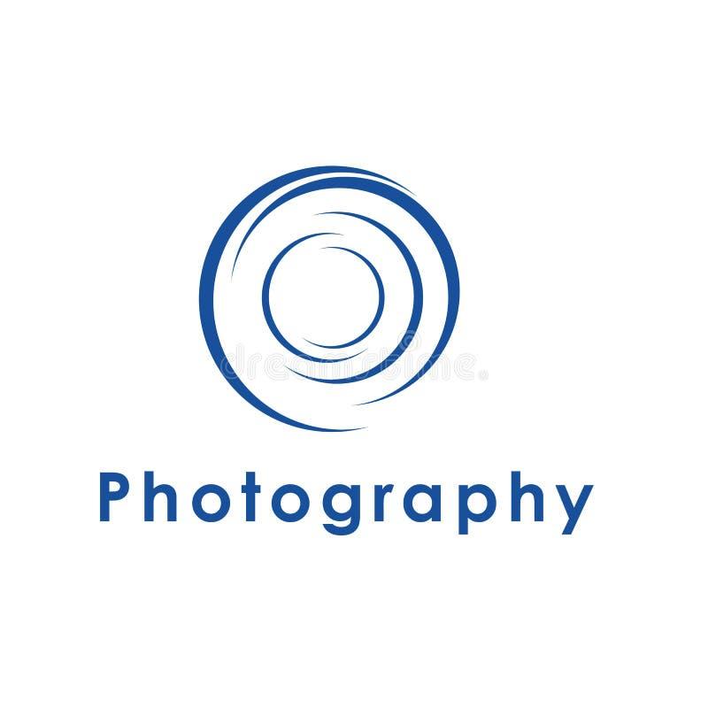 Camera logo template design vector, icon illustration. Access, action, broadcast, cinema, clapboard, clean, clever, creative, director, door, entertainment stock illustration