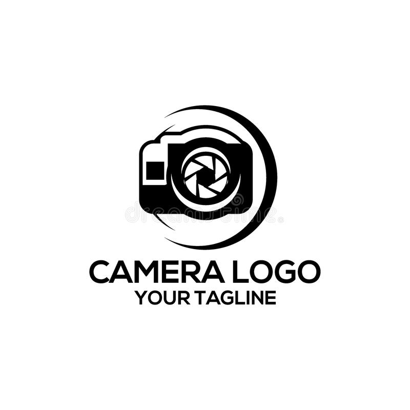 Camera logo Vector Art Logo Template and Illustration. Simple and unique for camera logo various purposes, for best use vector illustration