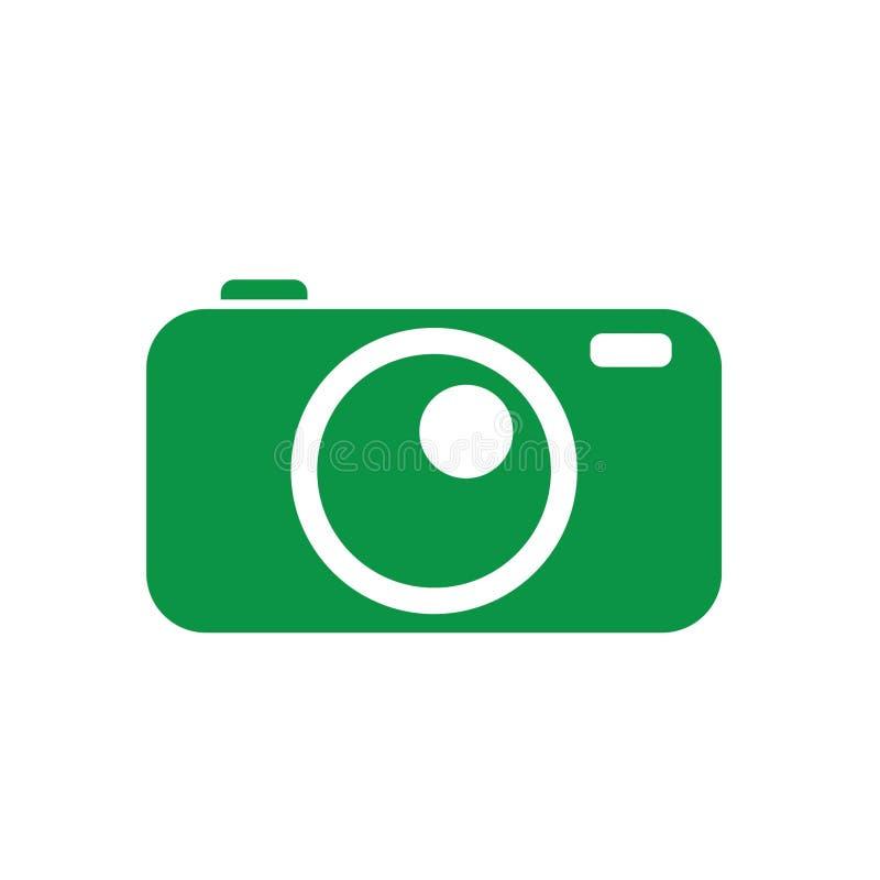Camera Logo stock photo