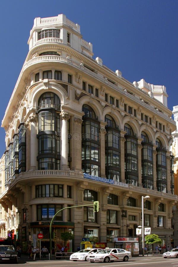 Camera a Madrid fotografia stock libera da diritti