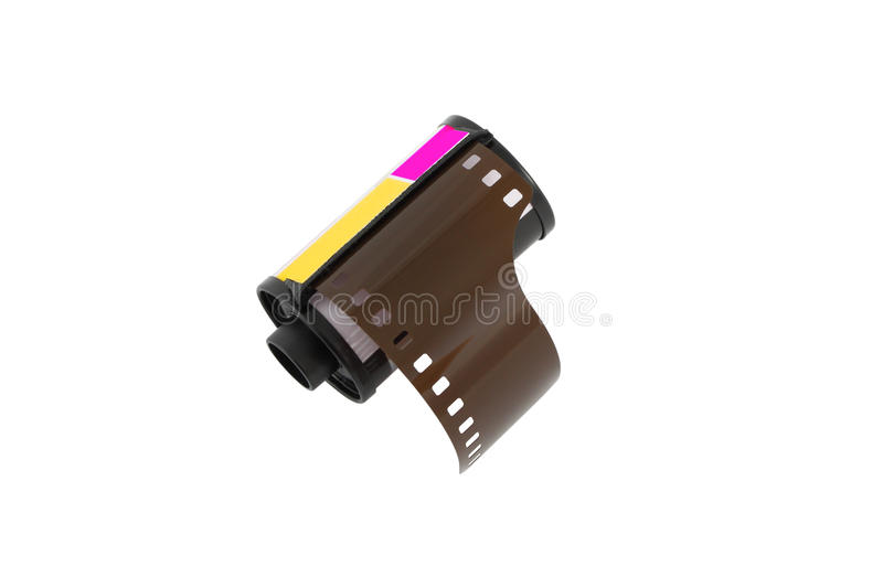 Download Camera negative film roll stock photo. Image of equipment - 23256222