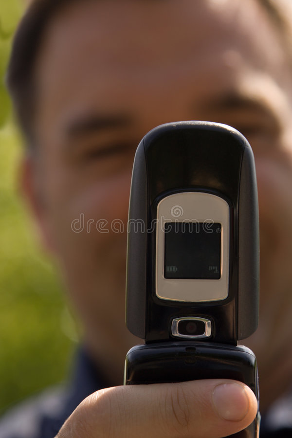 Camera phone royalty free stock images