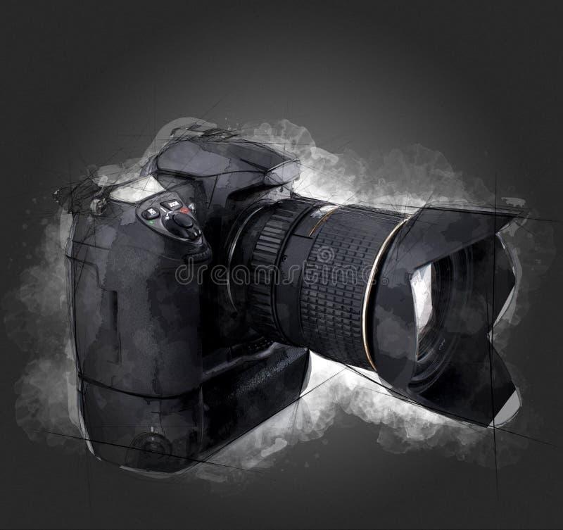 camera photo still ελεύθερη απεικόνιση δικαιώματος