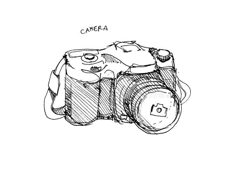 camera photo still διανυσματική απεικόνιση
