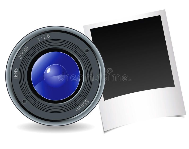 Camera And Photography Royalty Free Stock Photos